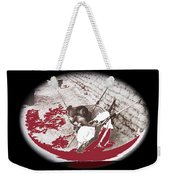 Child Tohono O'odham Hammock #1 Unknown Location And Date - 2013 Weekender Tote Bag