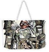 Childbirth, 1499 Weekender Tote Bag
