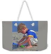 Childhood Beach Play Weekender Tote Bag