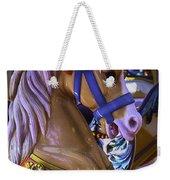 Childhood Carrousel Ride Weekender Tote Bag