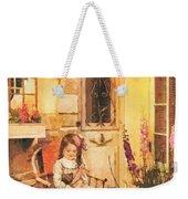 Childhood Weekender Tote Bag