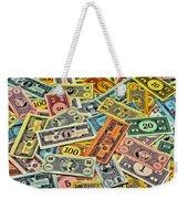 Childhood Wealth Weekender Tote Bag