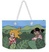 Children 2 Weekender Tote Bag