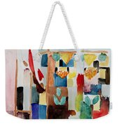 Children At The Greengrocers I Weekender Tote Bag