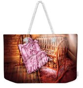 Children - It's A Girl Weekender Tote Bag by Mike Savad