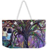 Children Under The Fantasy Tree With Jackie Joyner-kersee Weekender Tote Bag