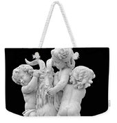 Children With Goat Weekender Tote Bag