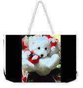 Child's Teddy Bear Weekender Tote Bag