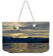 Chilkat Sunset Weekender Tote Bag