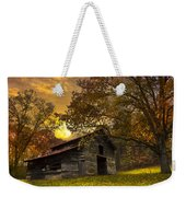 Chill Of An Early Fall Weekender Tote Bag