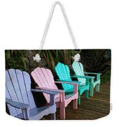 Chill Out Weekender Tote Bag