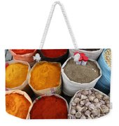 Chilli Powders 4 Weekender Tote Bag