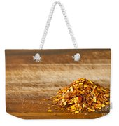 Chilli Seeds Weekender Tote Bag