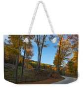 Chillin' On A Dirt Road Weekender Tote Bag