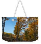 Chillin' On A Dirt Road Square Weekender Tote Bag