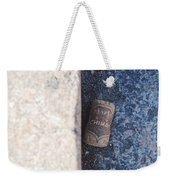 Chimay Wine Cork Weekender Tote Bag