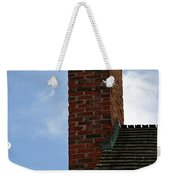 Chimney Moon Weekender Tote Bag