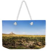 Chimney Rock - Bayard Nebraska Weekender Tote Bag
