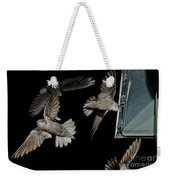 Chimney Swifts Weekender Tote Bag
