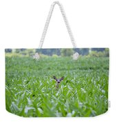 Chin High By The 4th 7395 Weekender Tote Bag