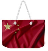 China Flag  Weekender Tote Bag