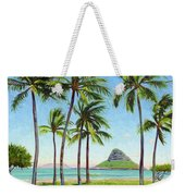 Chinamans Hat - Oahu Weekender Tote Bag