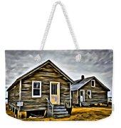 Chincoteague Shanty Artsy Weekender Tote Bag