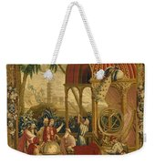 Chinese Astronomers, C.1697 Weekender Tote Bag