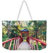 Chinese Bridge Wandiligong Weekender Tote Bag