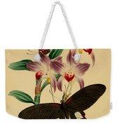 Chinese Butterflies Weekender Tote Bag by Philip Ralley