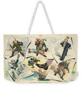 Chinese Exclusion Act, 1905 Weekender Tote Bag
