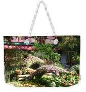 Chinese Garden Weekender Tote Bag