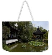 Chinese Gardens The Huntington Library Weekender Tote Bag