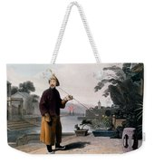 Chinese Gentleman, From A Picturesque Weekender Tote Bag