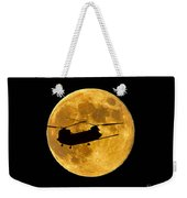 Chinook Moon Color Weekender Tote Bag