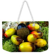 Chinquapin Harvest Weekender Tote Bag