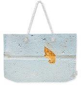 Chipped Brickwork Weekender Tote Bag