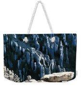 Chiricahua Pinnacles D Weekender Tote Bag