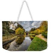 Chirk Canal Weekender Tote Bag