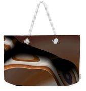Chocolate Bark Weekender Tote Bag