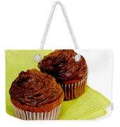 Chocolate Cupcakes Weekender Tote Bag