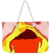 Chocolate Easter Egg Weekender Tote Bag