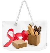 Chocolate Gift Weekender Tote Bag