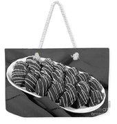 Chocolate Madeleines Weekender Tote Bag