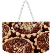 Chocolate Pecan Tarteletts Weekender Tote Bag