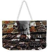 Chocolate Shop Weekender Tote Bag