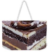 Chocolate Temptation Weekender Tote Bag by Edward Fielding