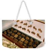 Chocolates Weekender Tote Bag