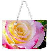 Choice Garden Rose Weekender Tote Bag