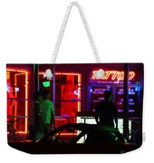 Choices After Midnight Weekender Tote Bag